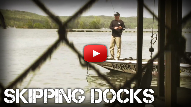 Skipping Docks Video
